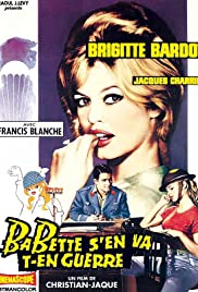Babette Goes to War (1959) Poster - Movie Forum, Cast, Reviews