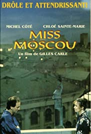 Miss Moscou Poster