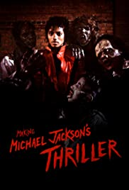 The Making of 'Thriller' (1983) Poster - Movie Forum, Cast, Reviews