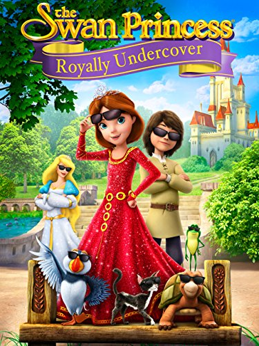 فيلم THE SWAN PRINCESS ROYALLY UNDERCOVER 2017 مترجم