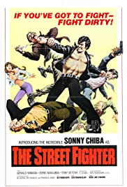 The Street Fighter Poster