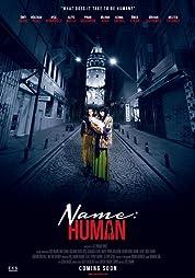 Name: Human (2020) poster