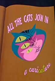 All the Cats Join In Poster