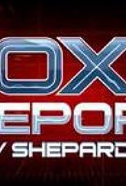 Fox Report Poster - TV Show Forum, Cast, Reviews
