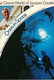 Cousteau: Oasis in Space Poster
