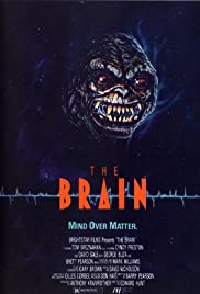 The Brain (1988) Poster - Movie Forum, Cast, Reviews