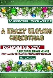 A Krazy Klowns Christmas Poster
