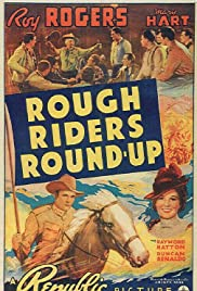 Rough Riders' Round-up Poster