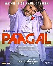 Paagal (2021) poster