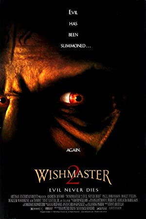 Permalink to Movie Wishmaster 2: Evil Never Dies (1999)