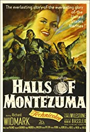 Halls of Montezuma (1951) Poster - Movie Forum, Cast, Reviews