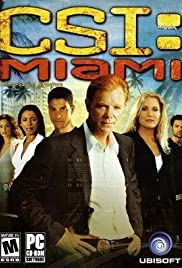 CSI: Miami (2004) Poster - Movie Forum, Cast, Reviews