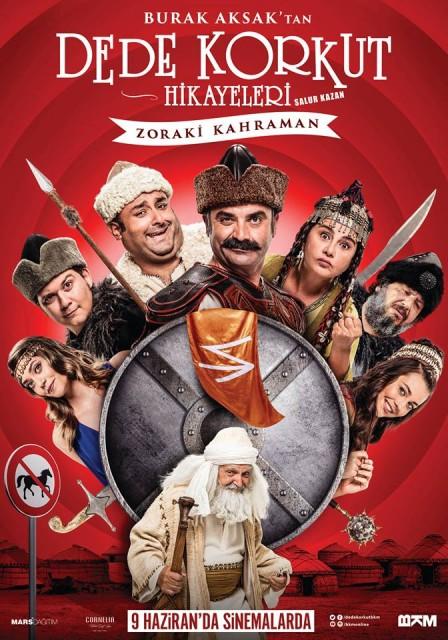 Salur Kazan: Zoraki Kahraman film izle