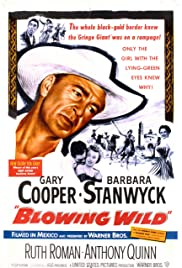 Blowing Wild Poster