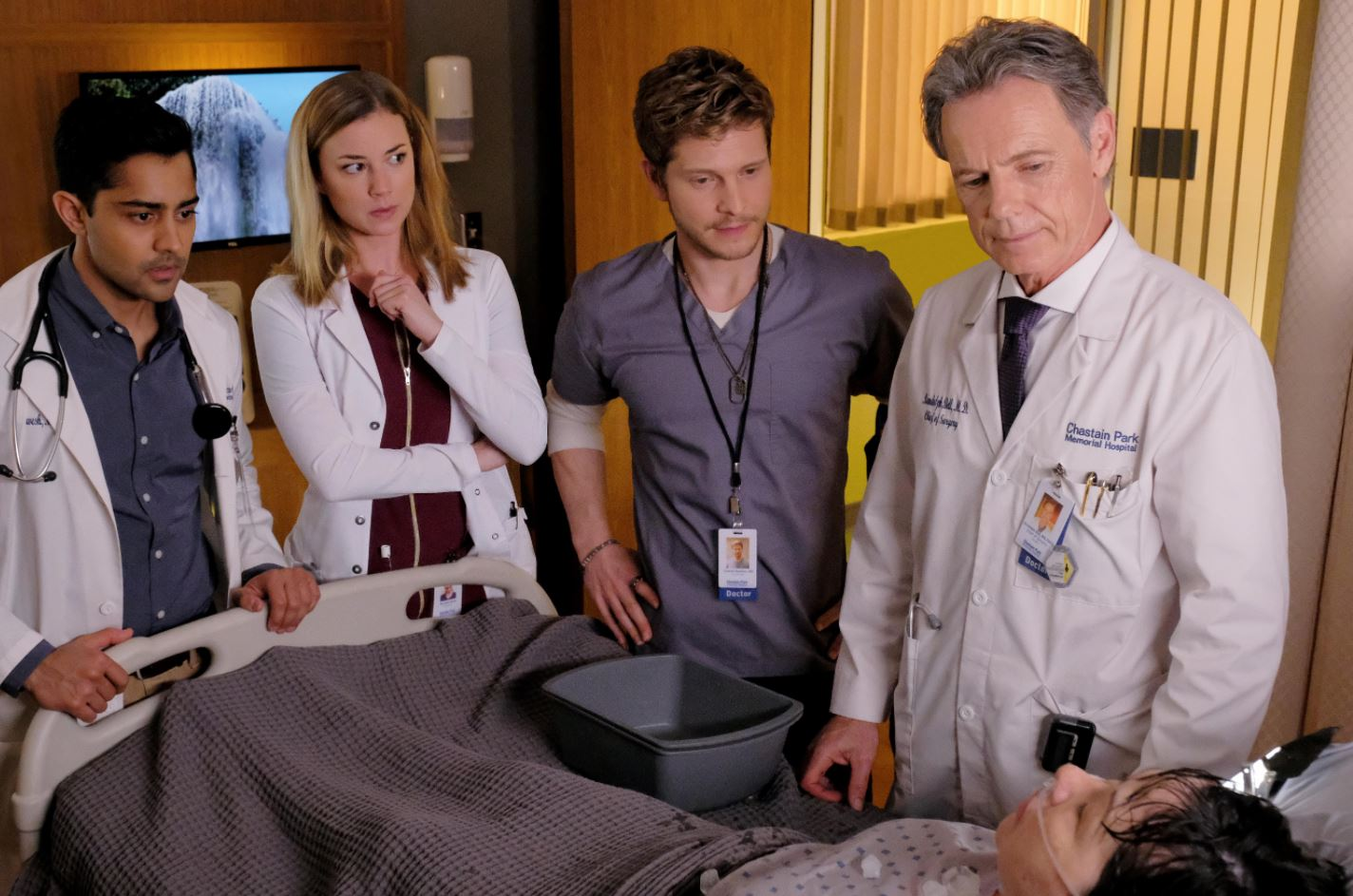 The Resident 1×4