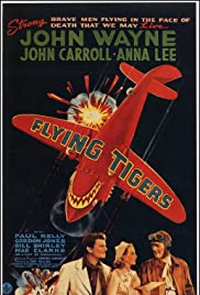 Flying Tigers(1942) Poster - Movie Forum, Cast, Reviews