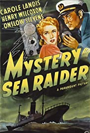 Mystery Sea Raider Poster