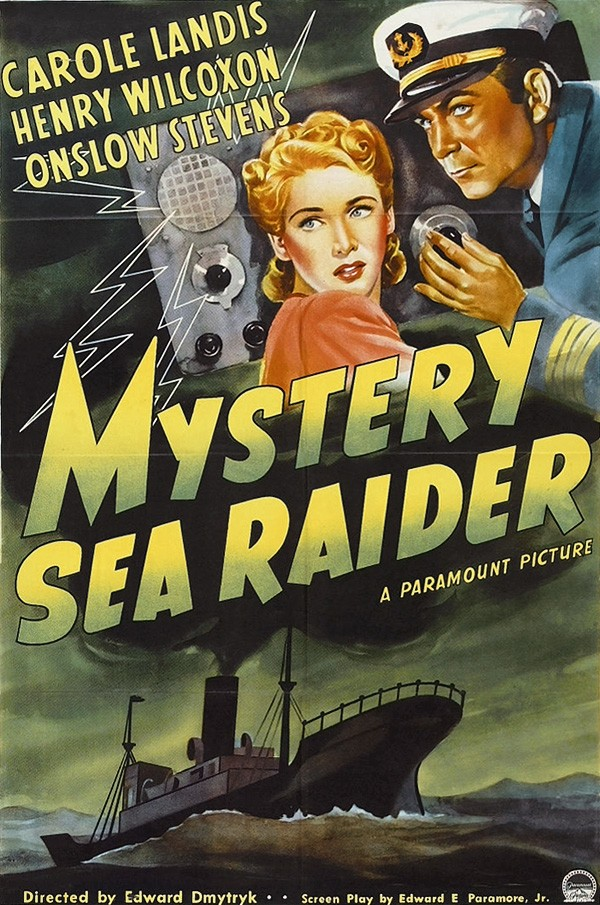 image Mystery Sea Raider Watch Full Movie Free Online