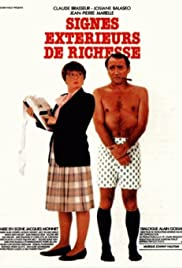 Signes extérieurs de richesse (1983) Poster - Movie Forum, Cast, Reviews