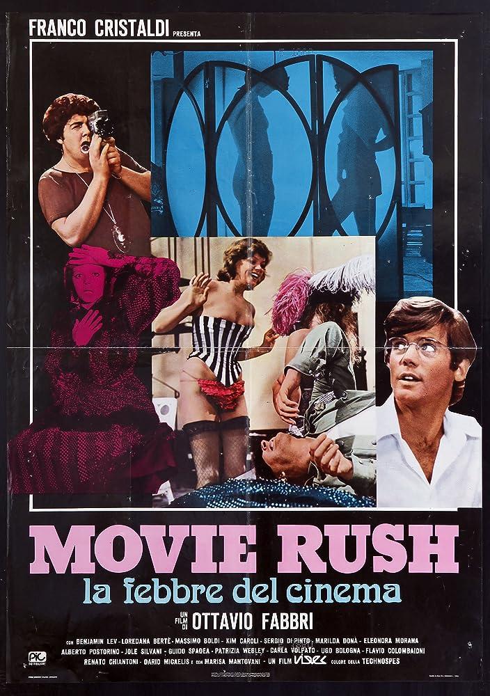 Movie Rush – La Febbre del Cinema