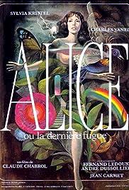 Alice or the Last Escapade Poster