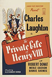 The Private Life of Henry VIII.(1933) Poster - Movie Forum, Cast, Reviews