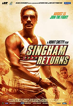 Singham Returns (2014) Download on Vidmate