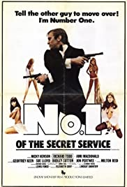 No. 1 of the Secret Service (1977) Poster - Movie Forum, Cast, Reviews