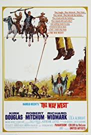 The Way West (1967) Poster - Movie Forum, Cast, Reviews