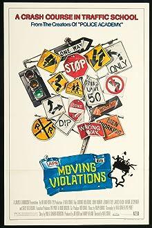 Poster Traffic School - Die Blech- und Dachschaden-Kompanie