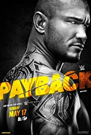 WWE Payback (2015) Poster - TV Show Forum, Cast, Reviews