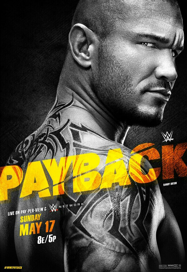 image WWE Payback (2015) (TV) Watch Full Movie Free Online