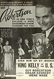 King Kelly of the U.S.A. Poster