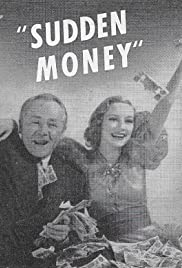 Sudden Money Poster
