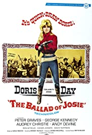 The Ballad of Josie (1967) Poster - Movie Forum, Cast, Reviews