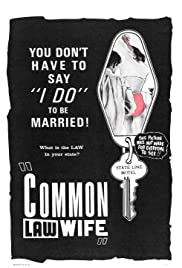 Common Law Wife Poster