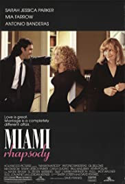 Miami Rhapsody(1995) Poster - Movie Forum, Cast, Reviews