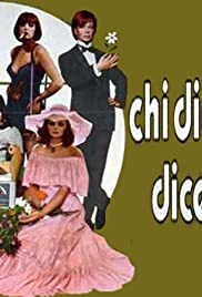 Chi dice donna dice donna Poster