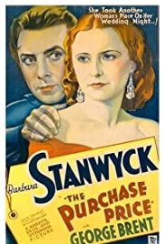 The Purchase Price (1932) Poster - Movie Forum, Cast, Reviews
