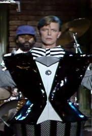 Martin Sheen/David Bowie Poster