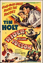 Rider from Tucson Poster