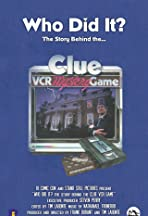 Who Did It? The Story Behind the Clue VCR Mystery Game