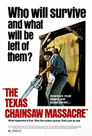 The Texas Chain Saw Massacre (1974) Poster - Movie Forum, Cast, Reviews