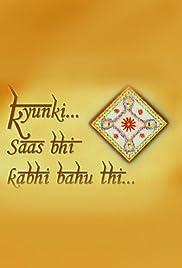 Kyunki... Saas Bhi Kabhi Bahu Thi... Poster - TV Show Forum, Cast, Reviews