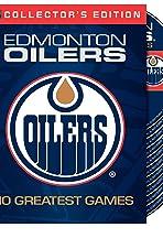 NHL: Edmonton Oilers - 10 Greatest Games