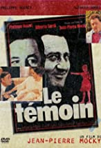 Primary image for Le témoin