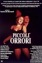 Piccoli orrori Poster