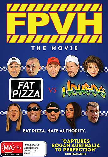 Fat Pizza vs Housos