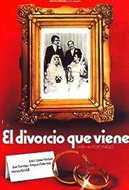 El divorcio que viene Poster