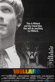 Willard (1971) Poster - Movie Forum, Cast, Reviews